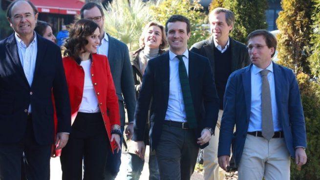 Casado tacha de «mentiroso impune» a Sánchez por «vender España» y no convocar elecciones como dijo