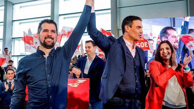 Sánchez pide a C's y PP que «se abstengan o voten a favor de los presupuestos»