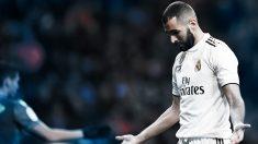 Con Benzema lesionado, el Real Madrid necesita un 9.