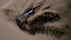 Imagen del Dakar 2019. (AFP)