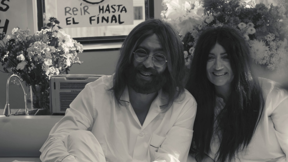 Andreu Buenafuente y Sílvia Abril, presentadores de los Goya 2019