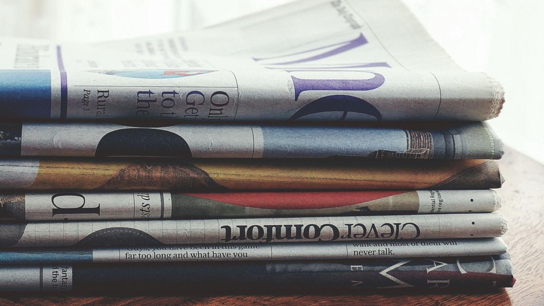 Cómo hacer un periódico