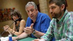 El alcalde de Pamplona, Joseba Asirón. (Foto: EFE)