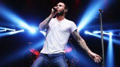 Adam Levine líder de Maroon 5, estará en la Super Bowl 2019