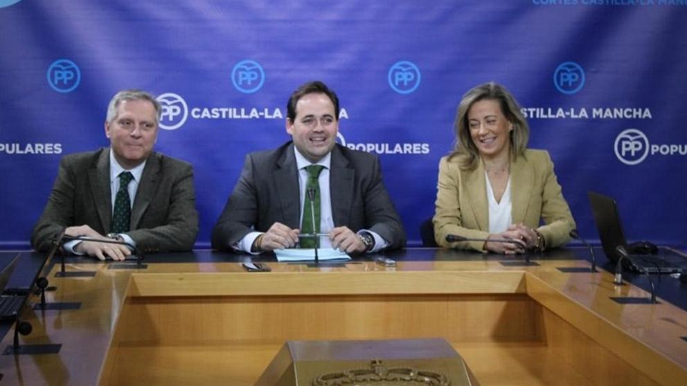 Paco Núñez, presidente del PP en Castilla-La Mancha (Foto: EP)