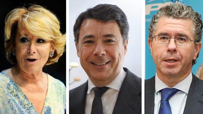 Aguirre, González y Granados citados a declarar por el 'caso de los espías'