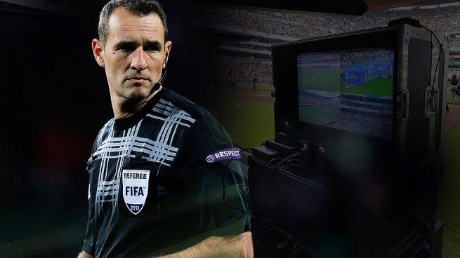 El jefe del VAR es Clos Gómez, árbitro antimadridista y ...