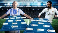 Isco será titular en el Leganés-Real Madrid de Copa del Rey.