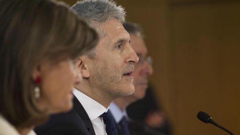 Fernando Grande-Marlaska ministro del Interior