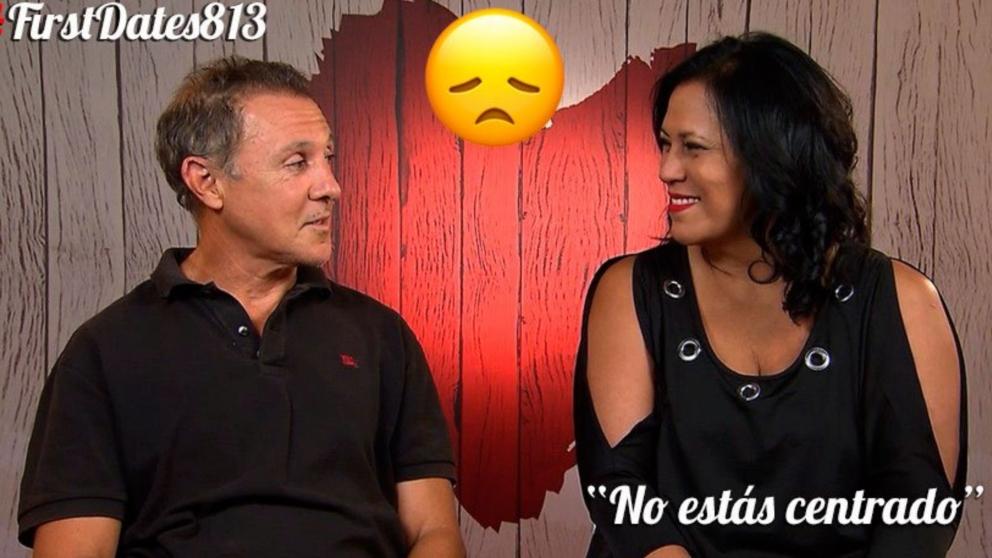 ¿Quería ir realmente Francisco a 'First Dates'?