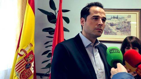 Ignacio Aguado (Ciudadanos). Foto: Europa Press