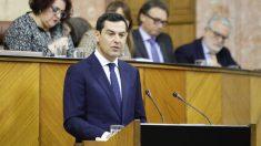 Juanma Moreno Bonilla.
