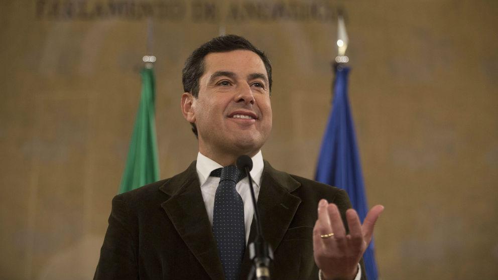 Juanma Moreno (PP-A). Foto: Europa Press