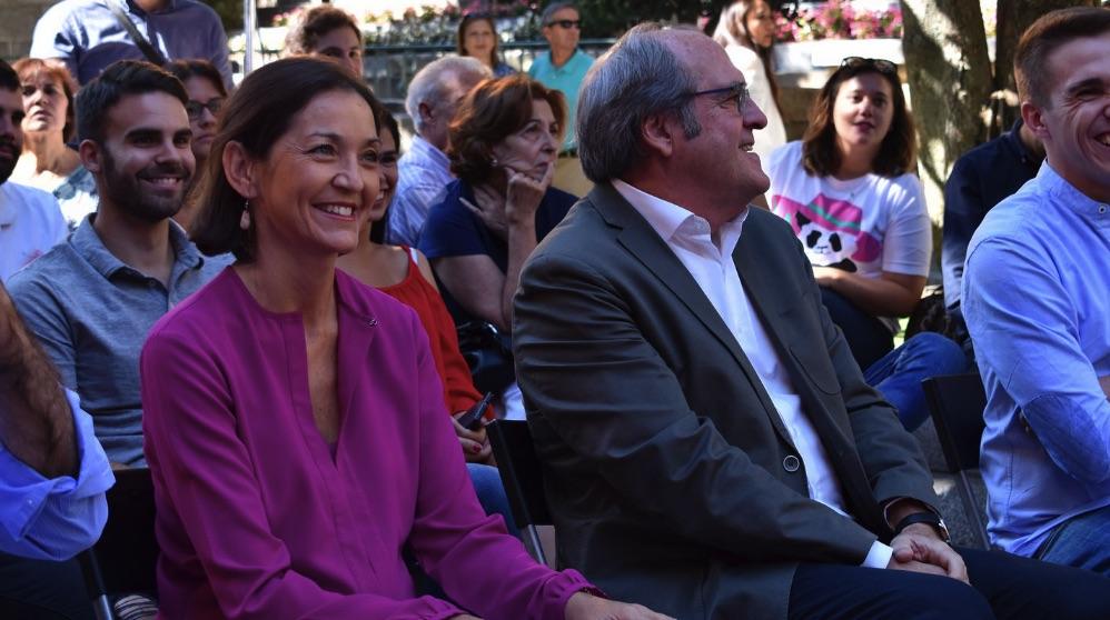 La futura 'vicepresidenta' de Gabilondo defiende más impuestos a los coches y no bajar el IVA turístico
