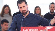Luis Tudanca. (Foto. PSOE)