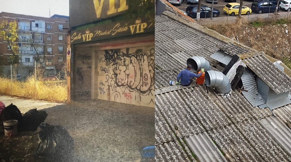 Peleas y ruido desquician a los vecinos de Carabanchel por la discoteca ilegal que consiente Carmena