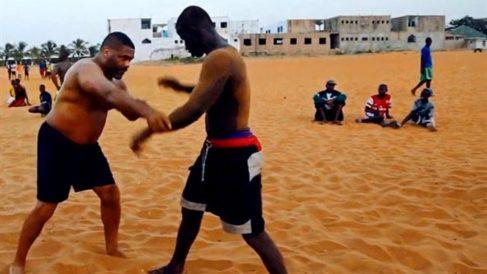 Aprende en qué consiste la lucha senegalesa