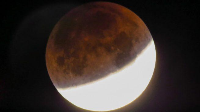 El eclipse lunar y la Superluna