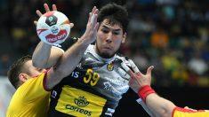 España gana a Macedonia en el Mundial de balonmano. (AFP)