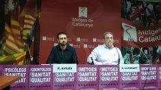 Metges de Catalunya. Foto: EP