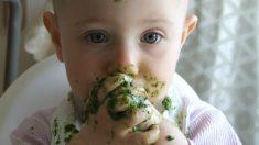 Objetos para facilitar el Baby Led Weaning