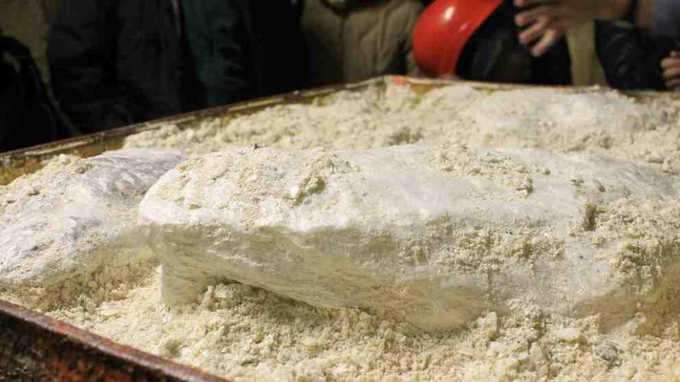 El polvo de talco, tiene su origen en las minas de talco.