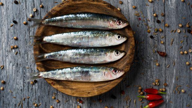 Receta de paella marinera con sardinas