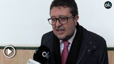 Francisco Serrano, portavoz de VOX en Andalucía