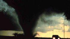 Los tornados provocan multitud de daños en numerosas ocasiones.
