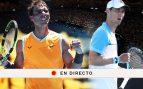 Open de Australia 2019: Ebden – Nadal, en directo