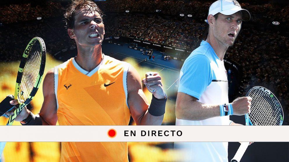 Open de Australia: Rafa Nadal – Matthew Ebden | Partido de tenis hoy en directo