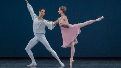 Ballet de la Ópera de Paris. Foto: EP