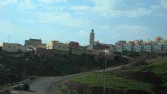 La barriada del Príncipe Alfonso de Ceuta donde se ha producido el tiroteo contra la dotación de la Policía Nacional. Foto: Europa Press