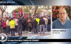 El PSOE y su maleducada forma de perder