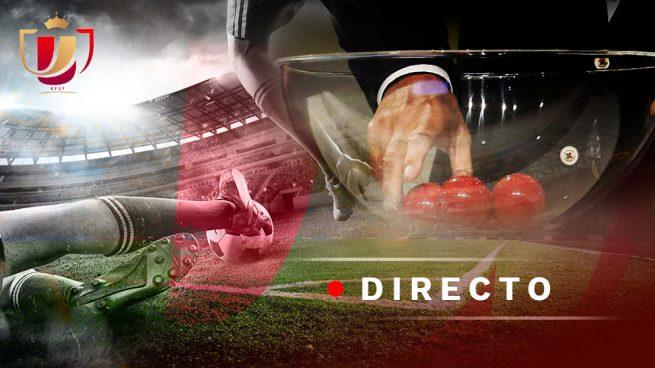 Sorteo Copa del Rey 2019: Emparejamientos y cruces, en directo