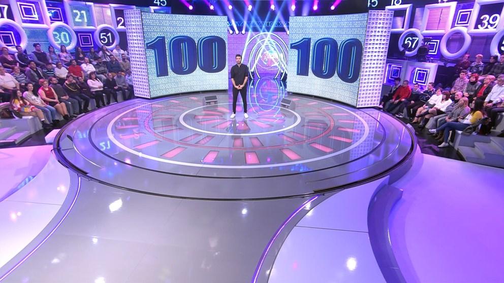 Programa 100 de 'El Concurso del Año' en Cuatro.