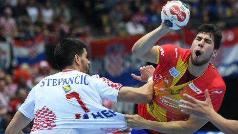 España necesita un milagro para estar en semifinales del Mundial de balonmano. (Getty)