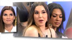 Jenni responde a Claudia en 'Mujeres y hombres y viceversa'