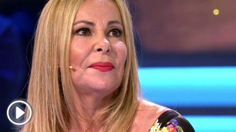 Ana Obregón en 'Volverte a ver'