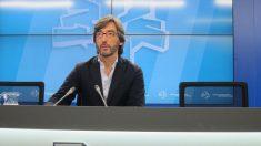 El presidente del PP en Álava, Iñaki Oyarzabal. Foto: Europa Press