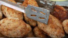 Receta de croquetas de gallina