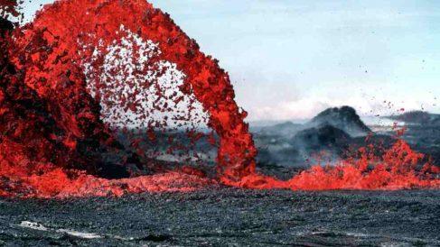 Los volcanes, protagonistas del turismo volcánico