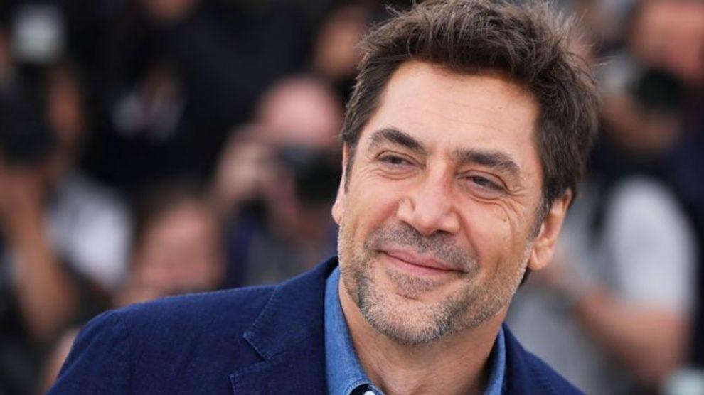 Javier Bardem, actor español.