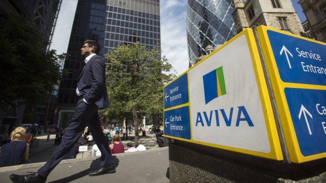 La aseguradora Aviva recortará 1.800 empleos en tres años
