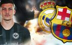 Jovic Real Madrid Barcelona