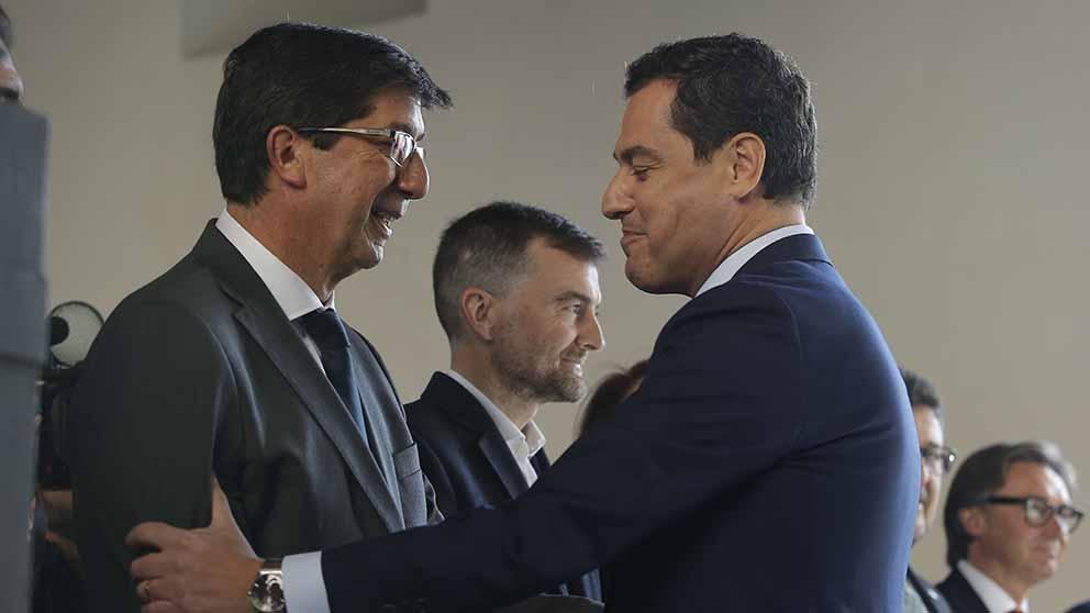 La 'Junta del cambio' lo ha cambiado todo: Andalucía cerrará 2020 con las segundas mejores cifras de España.