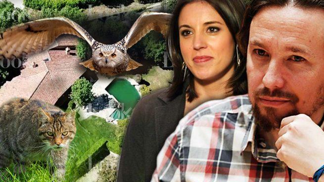 El chalé de Iglesias y otros ilegales amenazan a más de 750 especies del Parque del Guadarrama