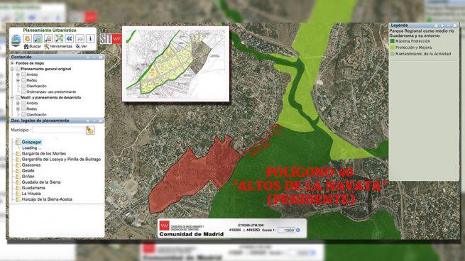 IU se opuso en 2012 a la construcción de viviendas a 500 metros del chalé de Iglesias