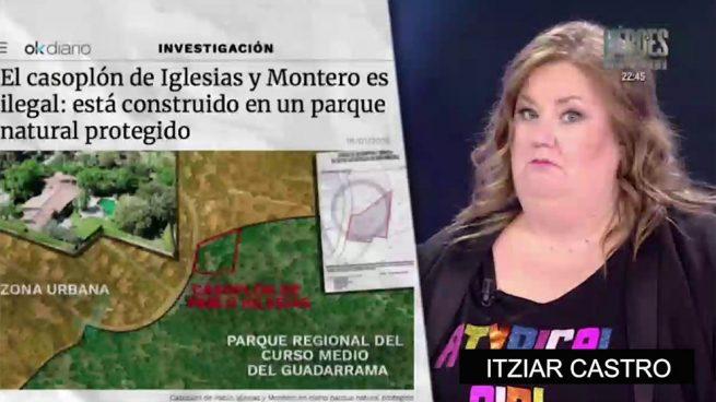 Itziar Castro encuentra acomodo en la telebasura de Risto tras ser despedida de OT