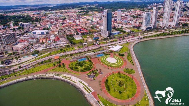 Cuatro cántabros participan en la Jornada Mundial de la Juventud de Panamá